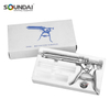 Light Weight 1ml Veterinary Continuous Poultry Injector With Luer-Lock Adaptor