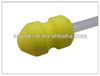 Pp Transparent Pipe Disposable Artificial Insemination Sponge Catheter For Pig Without End Plug