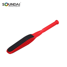Light Weight High Quality Sounds Drive Animal PP Short Rattle Paddle Animal Goad